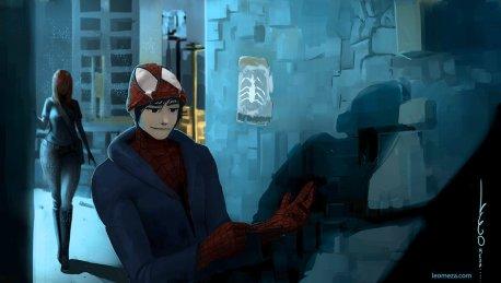 spiderman_manga_version_by_leomeza-d8s6xnv